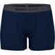 super.natural M's 175 Base Mid Boxer Ocean Deep